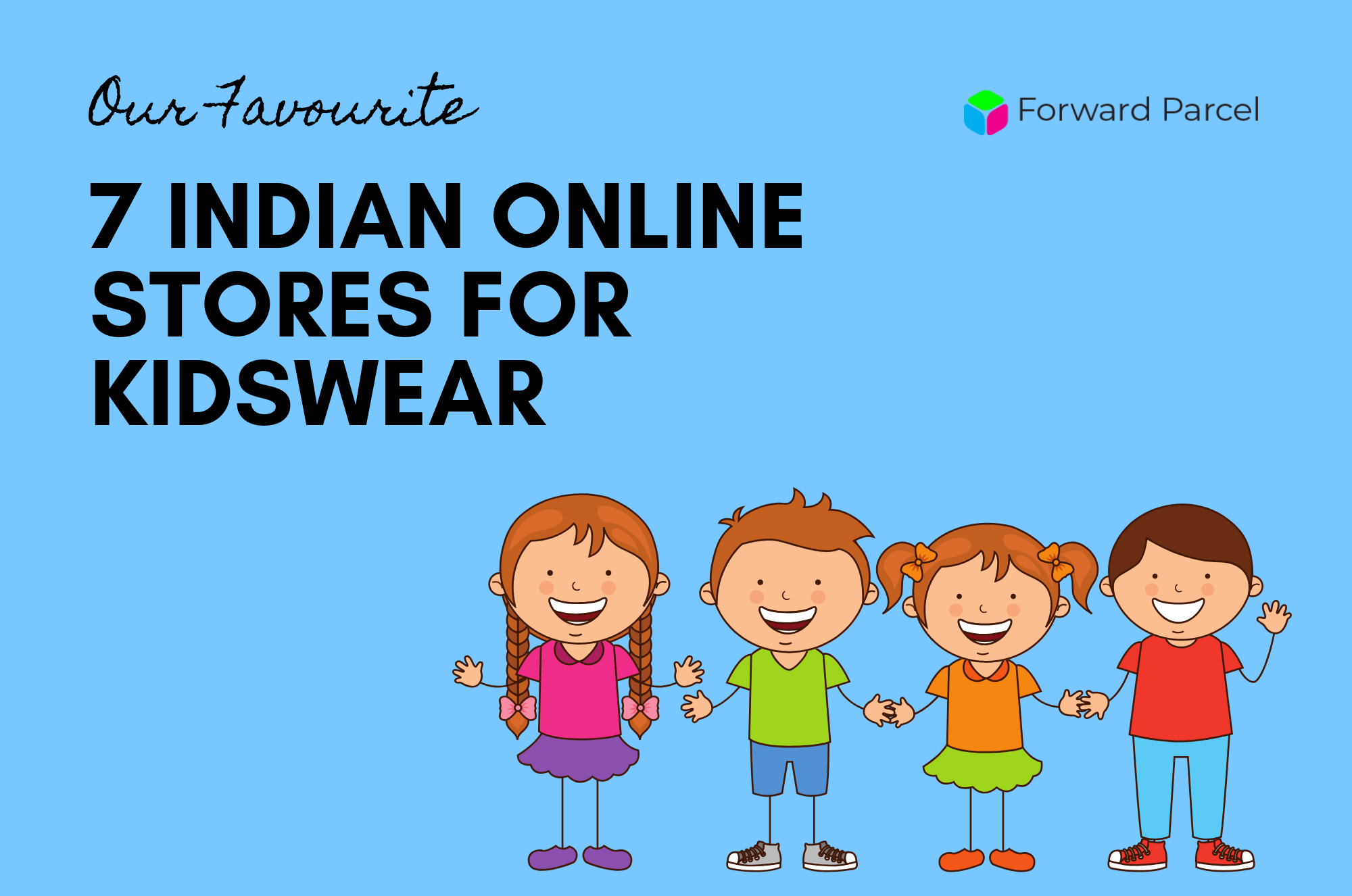7 Indian Online Stores for Kidswear, Shop online - Ship worldwide!